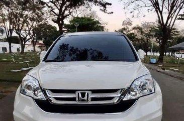 Sell Pearl White 2011 Honda Cr-V in Manila