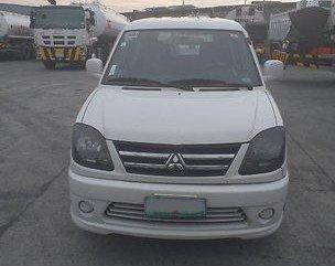 White Mitsubishi Adventure 2010 for sale in Manual