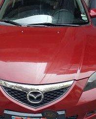 Selling Red Mazda 3 2010 in Manila
