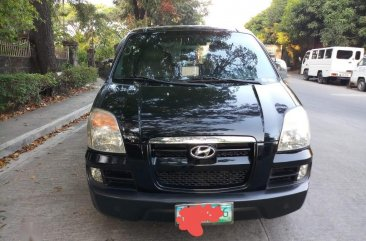 Sell Black 2005 Hyundai Santa Fe in Malabon