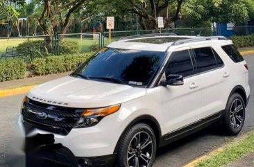 Selling Ford Explorer 2015 in Magallanes