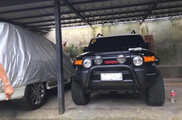 Toyota Fj Cruiser 2015 for sale in Pasig