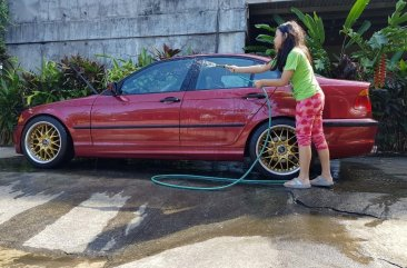 Red Bmw 318I 2000 for sale in Manila