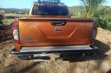 Selling Orange Nissan Navara 2016 in Rodriguez