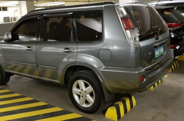 Grey Nissan X-Trail 2011 SUV / MPV for sale in Pasig