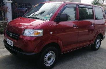 Selling Red Suzuki Apv 2019 in Santa Rosa