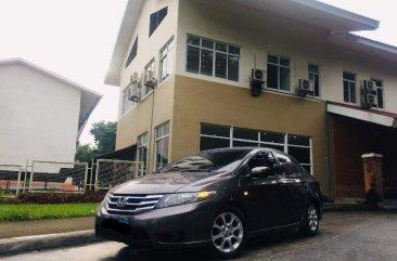 Sell Black 2013 Honda City Sedan in Quezon City