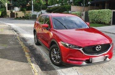 Sell Red 2017 Mazda Cx-5 SUV / MPV in Manila