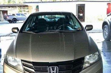 Silver Honda City 2010 Sedan for sale in Calamba