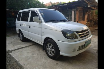 White Mitsubishi Adventure 2010 for sale in Calumpit