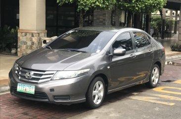 Grey Honda City 2013 for sale in Manila