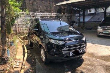 Black Ford Ecosport for sale in Manila