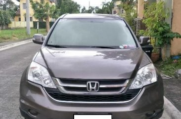 Selling Grey Honda Cr-V in Manila