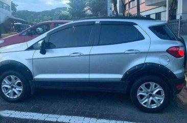 Silver Ford Ecosport 2017 for sale in Manila