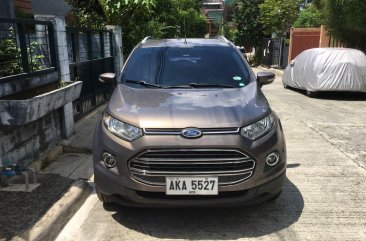 Sell Silver 2015 Ford Ecosport in Marikina