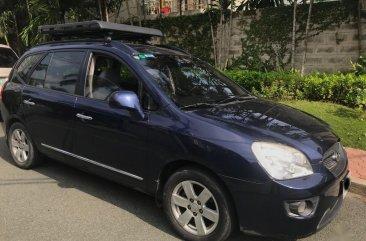 Sell Black Kia Carens in Mandaluyong