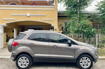 Silver Ford Ecosport 2014 for sale in Manila