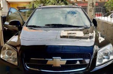 Sell Black 2010 Chevrolet Captiva in Pasig