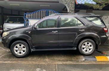 Selling Grey 2009 Toyota Fortuner in Manila