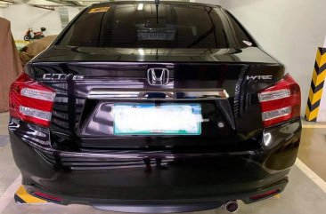 Sell Black 2013 Honda City in Taguig