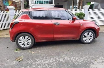 Sell Red 2019 Suzuki Swift in Laguna