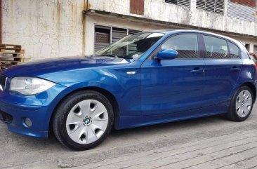 Blue Bmw 116i 2005 for sale in San Juan