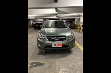 Grey Subaru Xv 2015 for sale in Manila