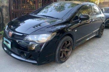 Selling Black Honda Civic 2010 in Angeles