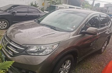 Sell Brown 2013 Honda Cr-V in Rizal