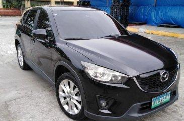 Sell Black 2013 Mazda Cx-5 in Las Piñas