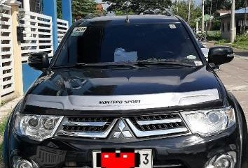 Black Mitsubishi Outlander 2018 for sale in Candelaria