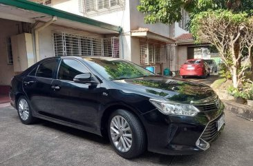 Black Toyota Camry 2018 for sale in Manila