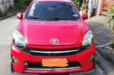 Sell Pink 2016 Toyota Wigo in Caloocan