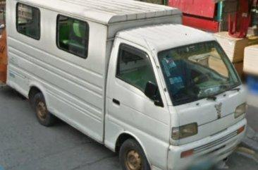 Pearl White Suzuki Every 2018 for sale in Manila