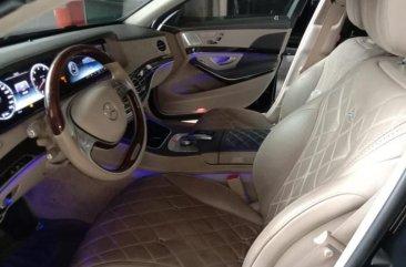 Mercedes-Benz S500 Maybach (A) 2017
