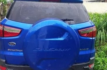 Ford Fiesta 1.0 Ecoboost Titanium (A) 2014