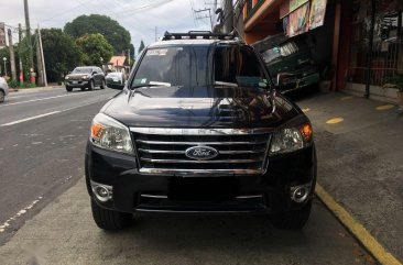 Black Ford Everest 2010 for sale in Silang