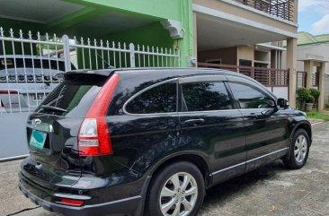Black Honda CR-V 2011 for sale in Manila