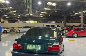 Green BMW 325I 2003 for sale in Las Pinas