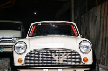 Selling Pearlwhite Mini Cooper 1973 in Quezon