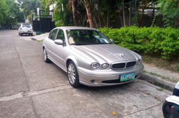Selling Brightsilver Jaguar X-Type 2006 in Parañaque
