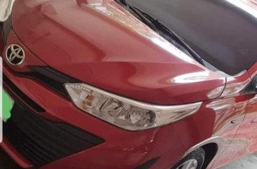 Red Toyota Vios 2020 for sale in Parañaque