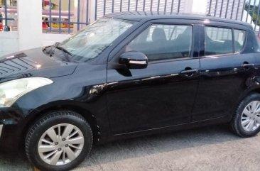 Black Suzuki Swift 2016 for sale in Dasmariñas