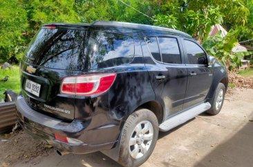 Selling Black Chevrolet Trailblazer 2015 in Santa Maria