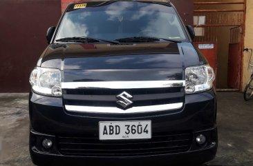 Selling Black Suzuki APV 2015 in Marikina
