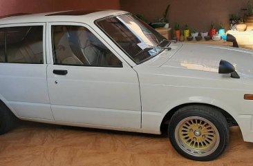 White Toyota Starlet 1983 for sale in Bulakan