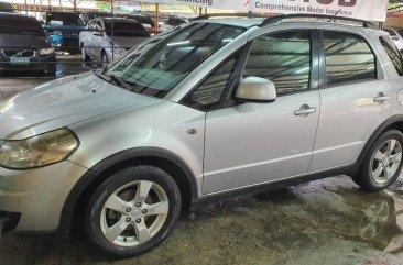 Selling Brightsilver Suzuki SX4 2010 in Makati