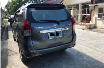 Selling Silver Toyota Avanza 2012 in Quezon