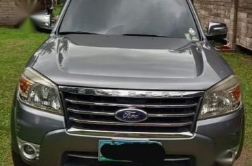Ford Everest 2011