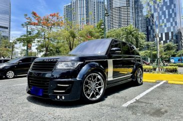 Sell 2018 Land Rover Range Rover